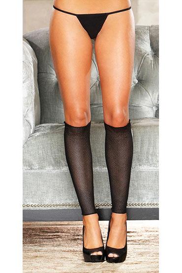 Hustler гетры, черные Со шнуровкой сзади hustler комплект платье со шнуровкой и стринги