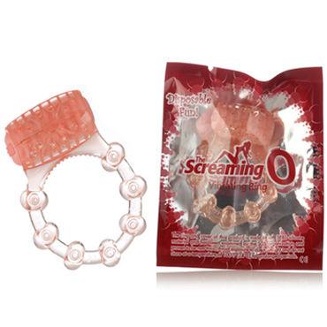 The Screaming O Vibrating Ring Классическое кольцо с вибрацией фиксация на предплечья scandal bicep restraint