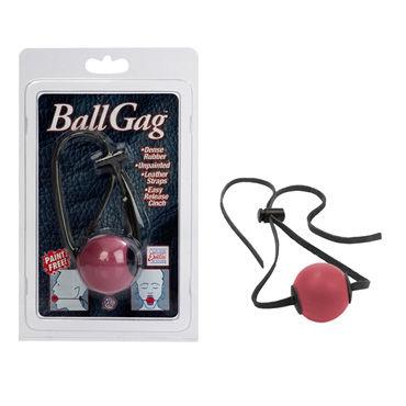 California Exotic Ball Gags Кляп с резиновым шаром