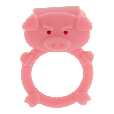 Toy Joy Mad Piggy C-ring - фото, отзывы