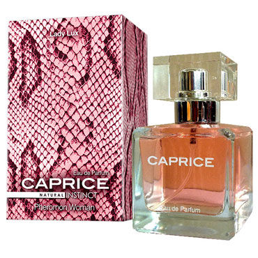 Natural Instinct Caprice для женщин, 100 мл Духи с феромонами natural instinct play up для женщин 100 мл духи с феромонами