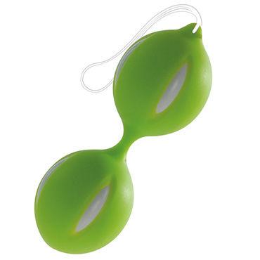 Toyz4lovers Candy Balls Sweety, зеленые Вагинальные шарики