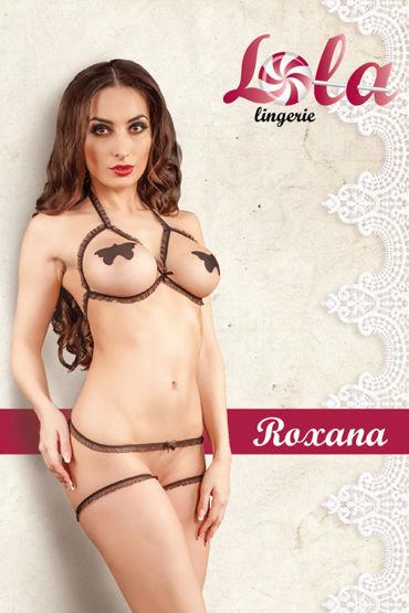 Lola Roxana Комплект откровенного белья lola roxana комплект откровенного белья