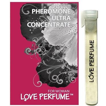 Desire Love Perfume, 1.5 мл Концентрат феромонов для женщин desire for toys 150 мл очищающее средство для игрушек