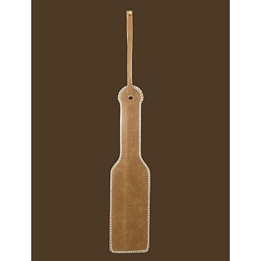 Ouch! Paddle, коричневая Стильная шлепалка