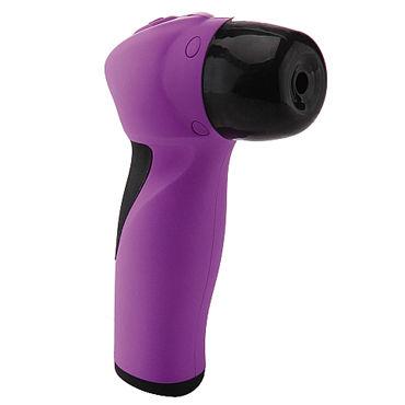 Shots Toys The Conquest, фиолетовый Вакуумный стимулятор для клитора