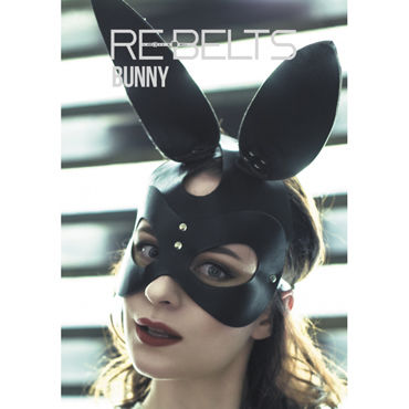 Rebelts Bunny БДСМ-маска, кролик rebelts pepe nero