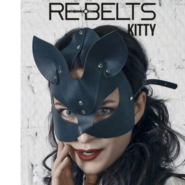 Rebelts Kitty БДСМ-маска, котик rebelts yona манга