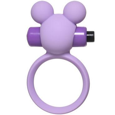 Lola Toys Emotions Minnie, фиолетовое Эрекционное виброколечко для сексуального здоровья lola toys