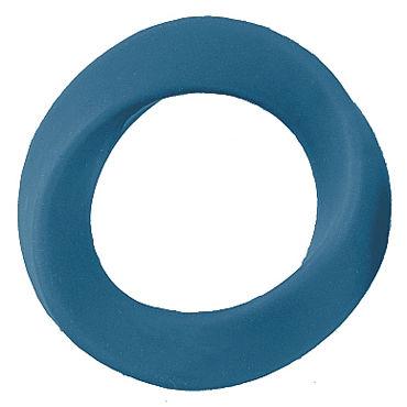 Shots Toys Infinity XL Cockring, синее Эрекционное кольцо на пенис задержка вибрирующие эрекционное кольцо пенис кольцо с вибратор и 7 видов вибрации режим медицинского силикона класса