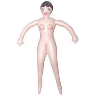 Baile Pink Girl, телесная Надувная секс-кукла комплект me seduce gloria black l xl