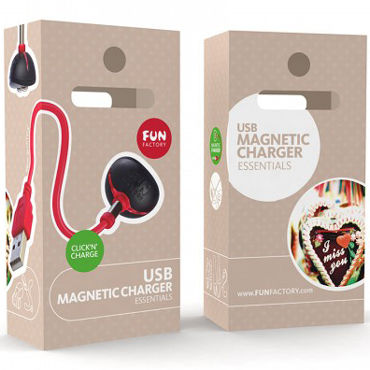 Fun Factory USB Magnetic Charger Зарядное устройство