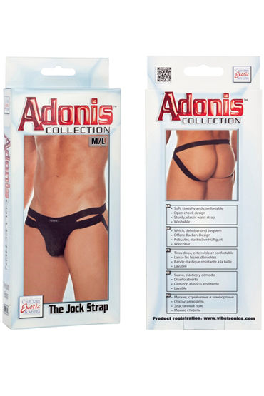 California Exotic Adonis The Jock Strap - фото, отзывы
