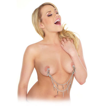Pipedream Rock Hard Nipple Clamps - фото, отзывы