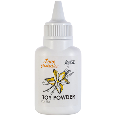 Lola Love Protection Toy Powder Vanilla, 15 гр - фото, отзывы