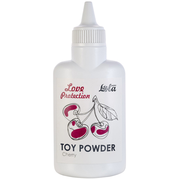 Lola Love Protection Toy Powder Cherry, 30 гр - фото, отзывы