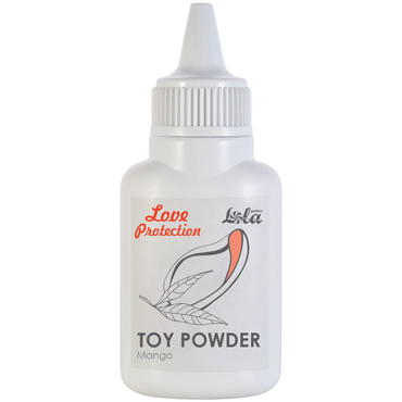 Lola Love Protection Toy Powder Mango, 15 гр - фото, отзывы