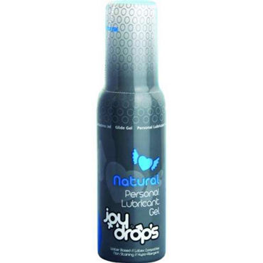 JoyDrops Natural, 100 мл На водной основе digital playground jessee hidden vibe black