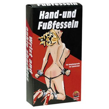 Orion Fesseln Hand/Feet-Chain Набор для связывания ч вакуумные и гидропомпы orion
