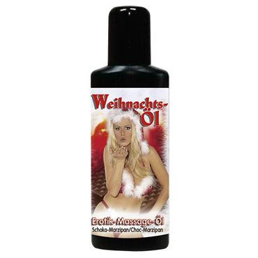 Magoon Christmas, 50 мл Масло массажное шоколад-марципан bioritm silk 50мл массажное масло с возбуждающим ароматом
