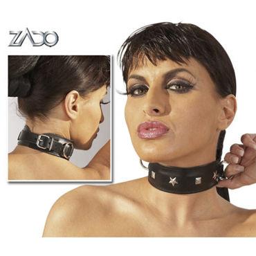 Zado Leather Collar Кожаный ошейник zado handfessel