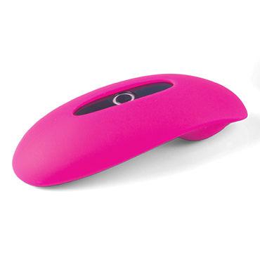 Magic Motion Candy Перезаряжаемый клиторальный стимулятор, управляемый смартофоном в magic motion flamingo
