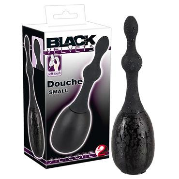 You2Toys Black Velvets Duche Small Анальный душ стимулятор