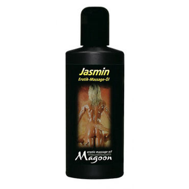 Magoon Jasmin, 200мл Массажное масло с ароматом жасмина маска sitabella закрытая черная