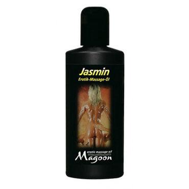 Magoon Jasmin, 200мл Массажное масло с ароматом жасмина magoon indian love 100мл массажное масло с мистическим ароматом