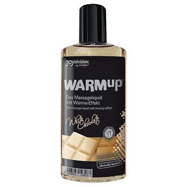 Joydivision WARMup 150мл, белый шоколад Массажное масло с согревающим эффектом