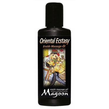 Magoon Oriental Ecstasy, 100мл Массажное масло с восточным ароматом magoon sandalwood 100 мл ароматизированное массажное масло