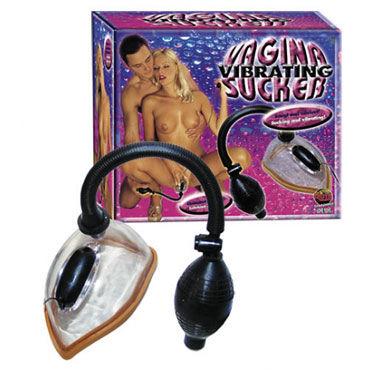 You2Toys Vibro Vagina Sucker Женская вакуумная помпа