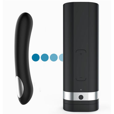Kiiroo Onyx 2 & Pearl 2 Couples' Set, черный Набор для секса на расстоянии, мастурбатор + вибратор kiiroo technologies