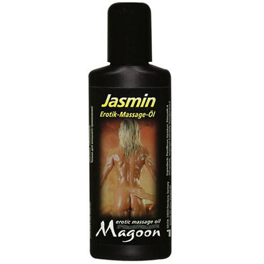 Magoon Jasmine, 50 мл Ароматизированное массажное масло е erotic fantasy red flame
