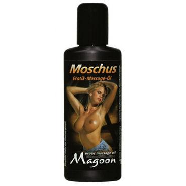 Magoon Muskus, 50 мл Ароматизированное массажное масло magoon sandalwood 100 мл ароматизированное массажное масло