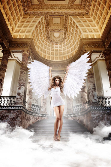 Baci мини-платье, белое С косточками и мягкими чашечками baci мини платье белое