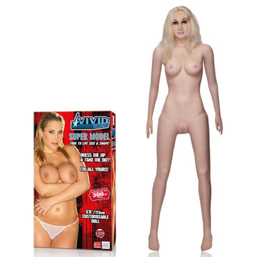 California Exotic Vivid Raw Super Model Love Doll Секс-кукла в натуральную величину