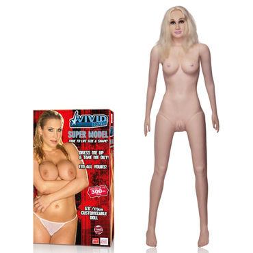 California Exotic Vivid Raw Super Model Love Doll Секс-кукла в натуральную величину ctrc куклы цвет коричневый v