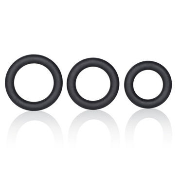 California Exotic Dr Joel Kaplan Silicone Support Rings - фото, отзывы