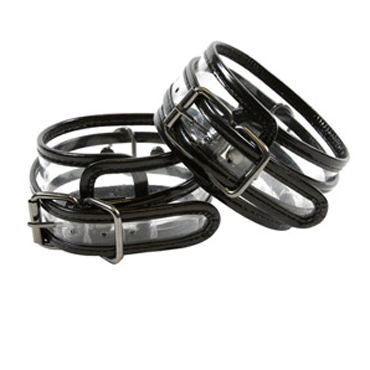 NS Novelties Bare Bondage Wrist Cuffs - фото, отзывы