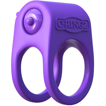 Pipedream Fantasy C-Ringz Silicone Duo-Ring - фото, отзывы