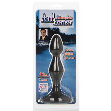 California Exotic Dr Joel Kaplan Beginner Anal Exerciser, 11,5 см - фото, отзывы