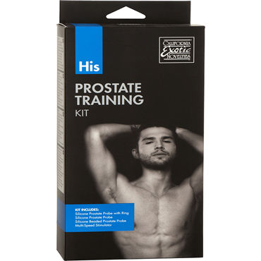 California Exotic His Prostate Training Kit - фото, отзывы