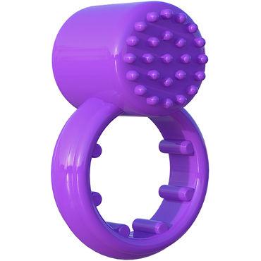 Pipedream Fantasy C-Ringz Sensual Touch Love Ring, фиолетовое Эрекционное кольцо