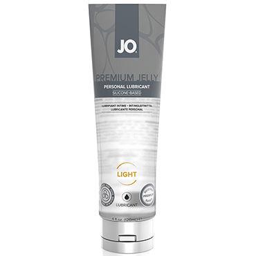 System Jo Premium Jelly Light, 120 мл Концентрированный лубрикант на силиконовой основе, легкая текстура гели и смазки для использования с игрушками system jo это