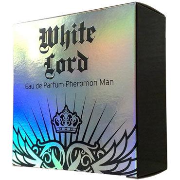Natural Instinct White Lord для мужчин, 100 мл Духи с феромонами