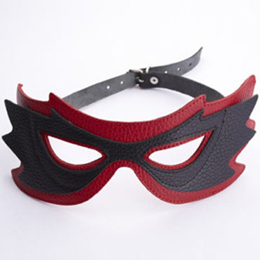 Sitabella маска, черная Оригинальной формы маска черная