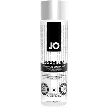 System JO Premium Lubricant, 120 мл Нейтральный лубрикант на силиконовой основе sexus funny five шарики фиолетовые для стимуляции анальных мышц