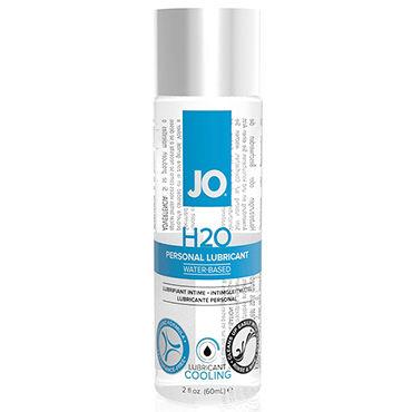 System JO H2O Cooling, 60 мл Охлаждающий лубрикант на водной основе dzhessi plemons otritsaet svoe uchastie v zvezdny h vojnah