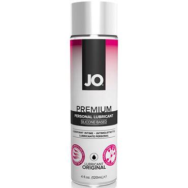 System JO Premium Women, 120мл Женский лубрикант на силиконовой основе анальная втулка sexus glass с ручкой 10 см